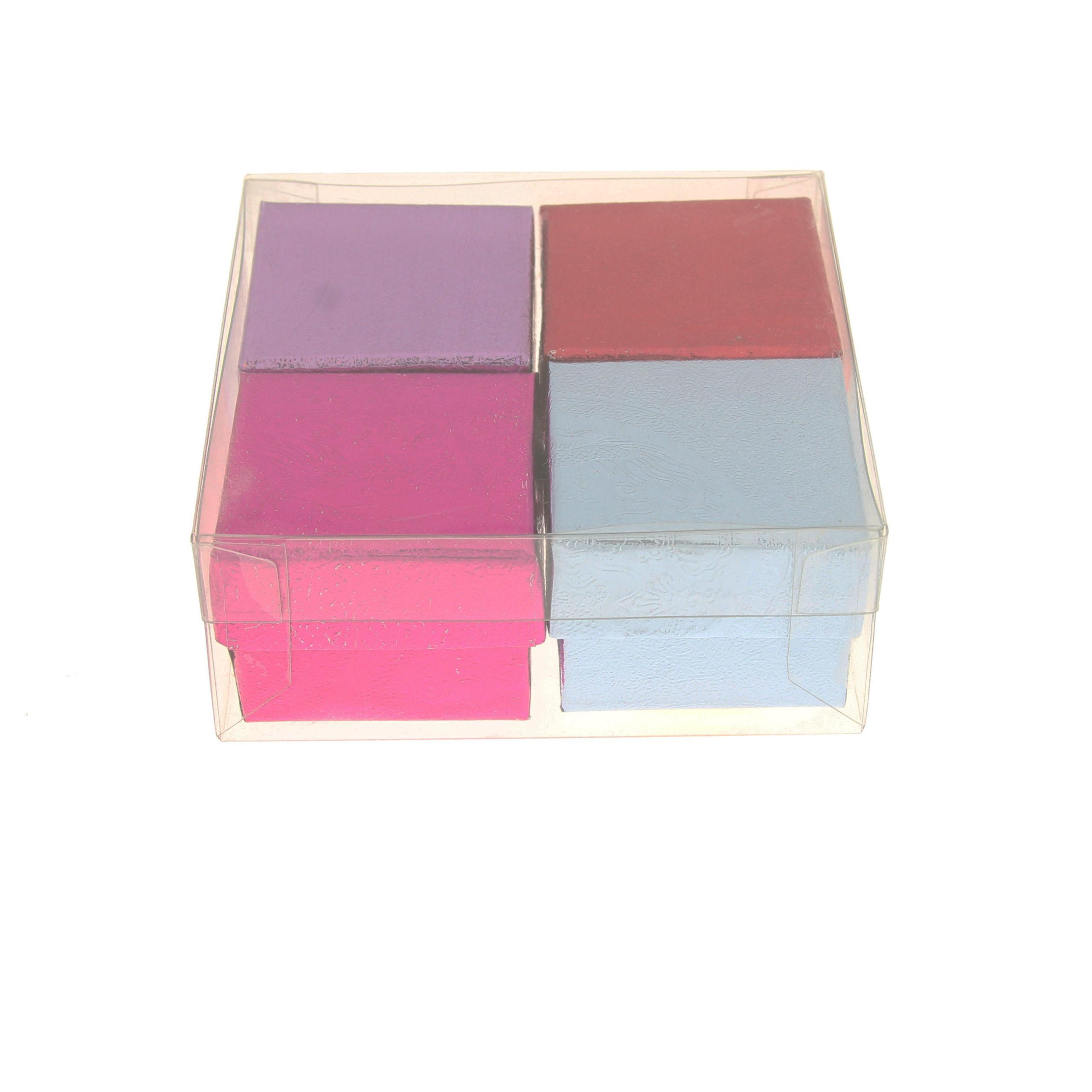 Футляр бумажный (цвет mix) 120-A33