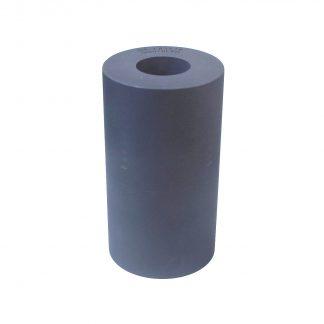Тигель графитовый D=78 H=140 для круглой фильеры диам. 35 мм 10020130 INDUTHERM