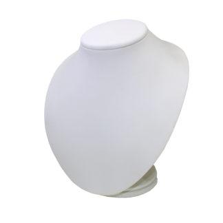 Шея средняя Н=225, бел кож 120243