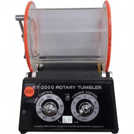 Галтовка реверсная КТ-2000 1 барабан