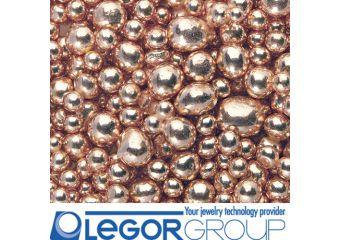 Лигатура LegOr OR129C розовая для 14 КТ