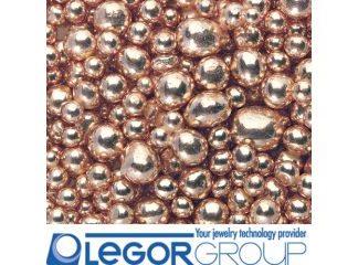 Лигатура LegOr С145Е розовая для 9-14-18 КТ (Ag9%, Cu86%, Zn5%)