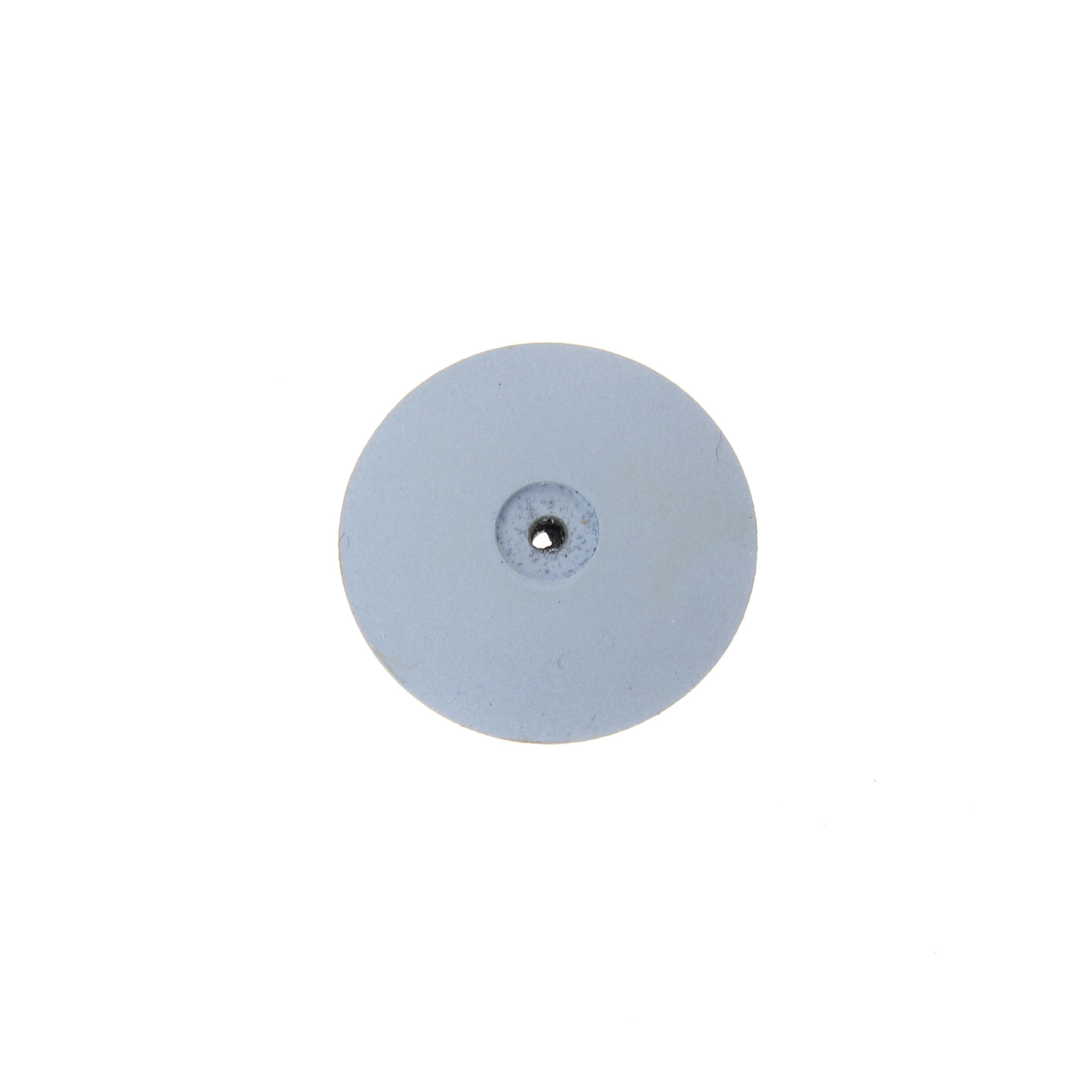 Резинка голубая б/д линза 22х4 L22f