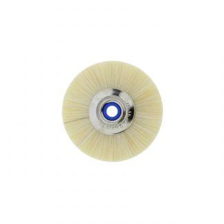 Щетка щетинная d=48 мм белая жесткая HATHO