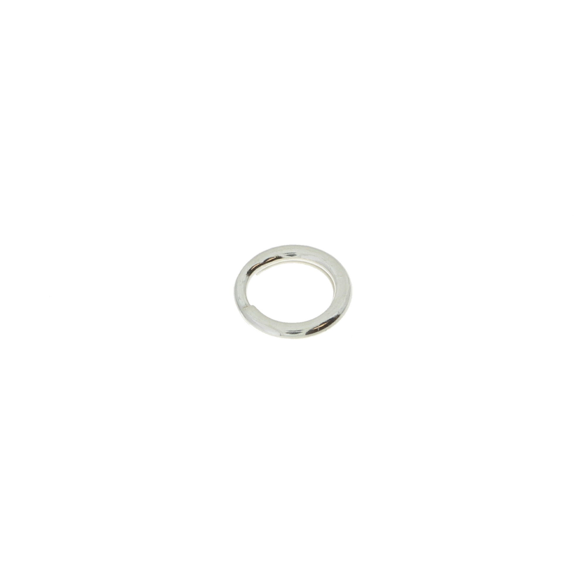 Кольцо соединительное 5,0 серебро 925 BR50