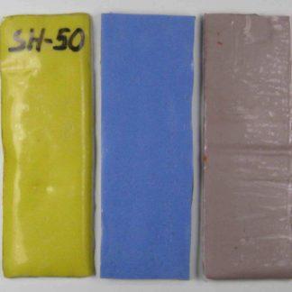 Резина силиконовая модельная желтая US 46 SH