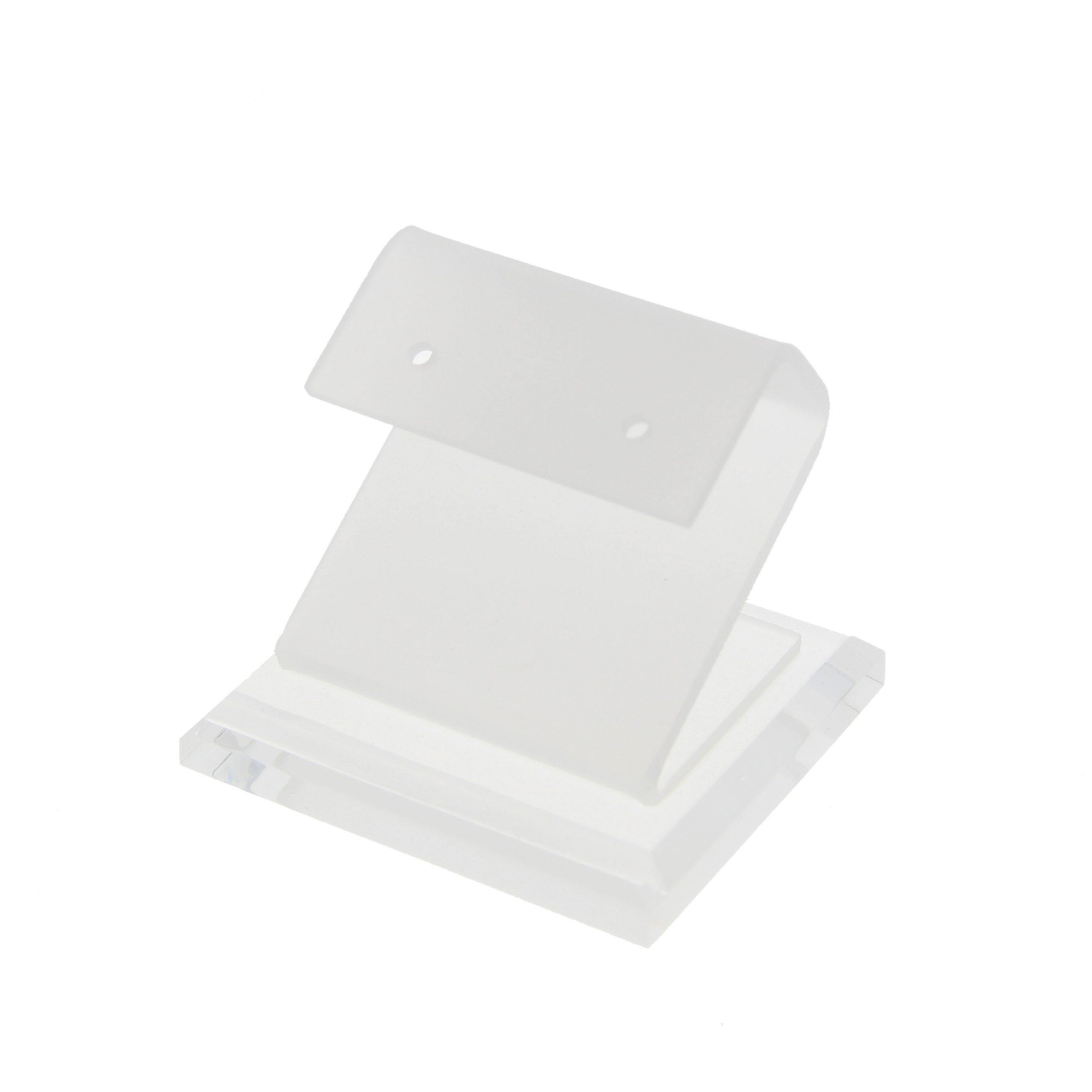Подставка из пластика под серьги YJ92