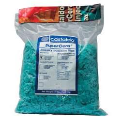 Воск литьевой CASTALDO AQUA в чешуйках 2,27 кг