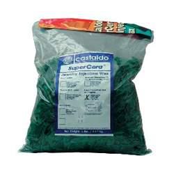 Воск литьевой CASTALDO GREEN в чешуйкух 2.27 кг.