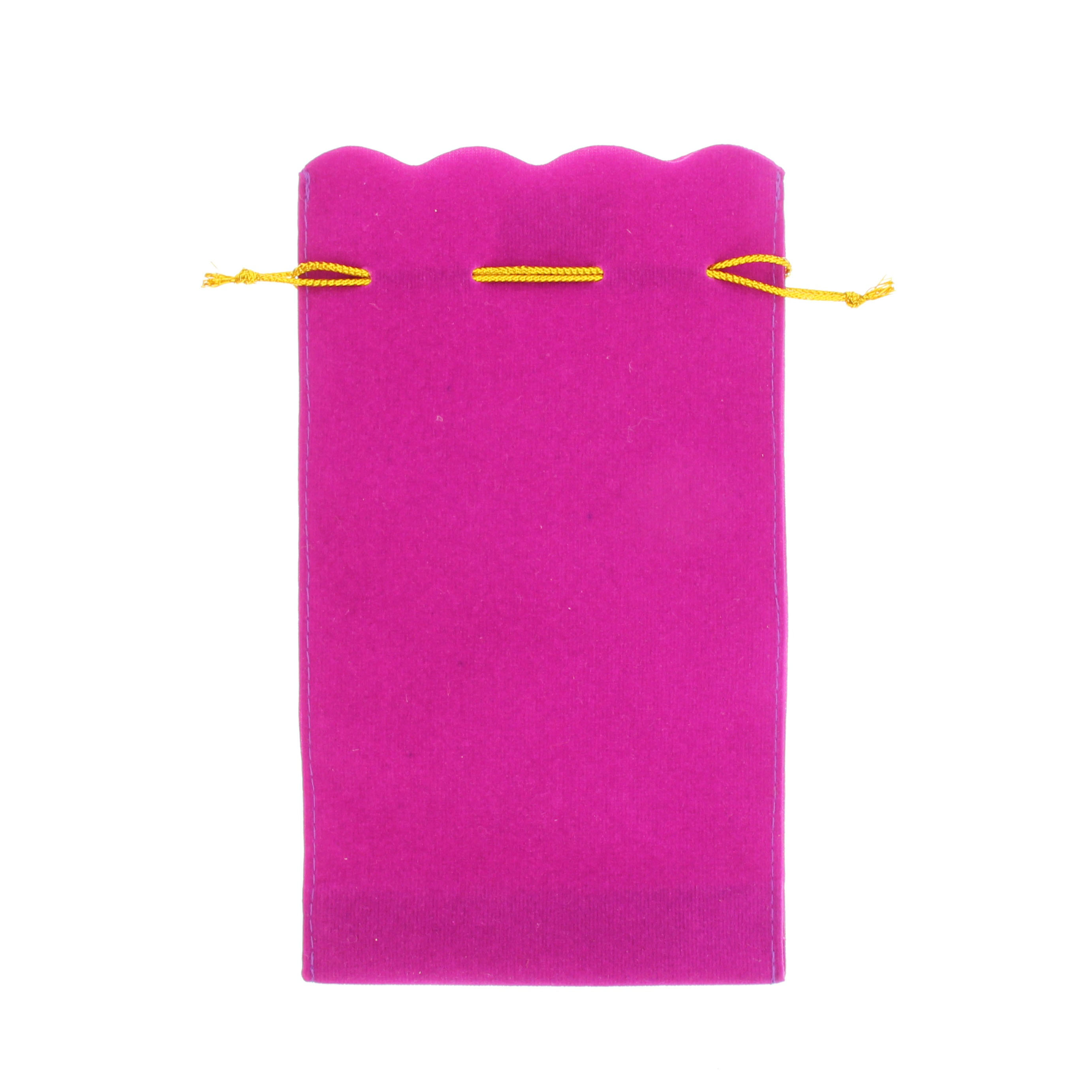 Мешок плоский (флок 18х10)
