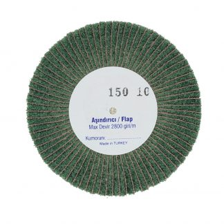 Наборные щетки (грит) 100х10 №150 зеленые