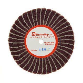 Наборные щетки (грит)100х10 №400 коричневые