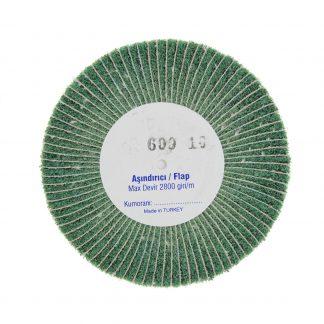 Наборные щетки (грит) 100х10 №600 зеленые