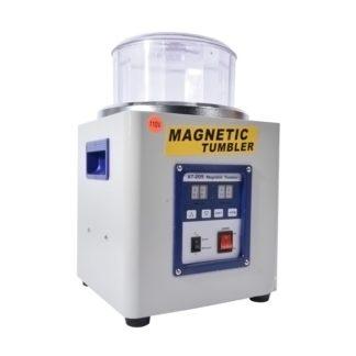 Галтовка электромагнитная КТ-205, загр. 240 гр., 2800 об./мин