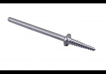 Держатель силиконовых резинок винтовой