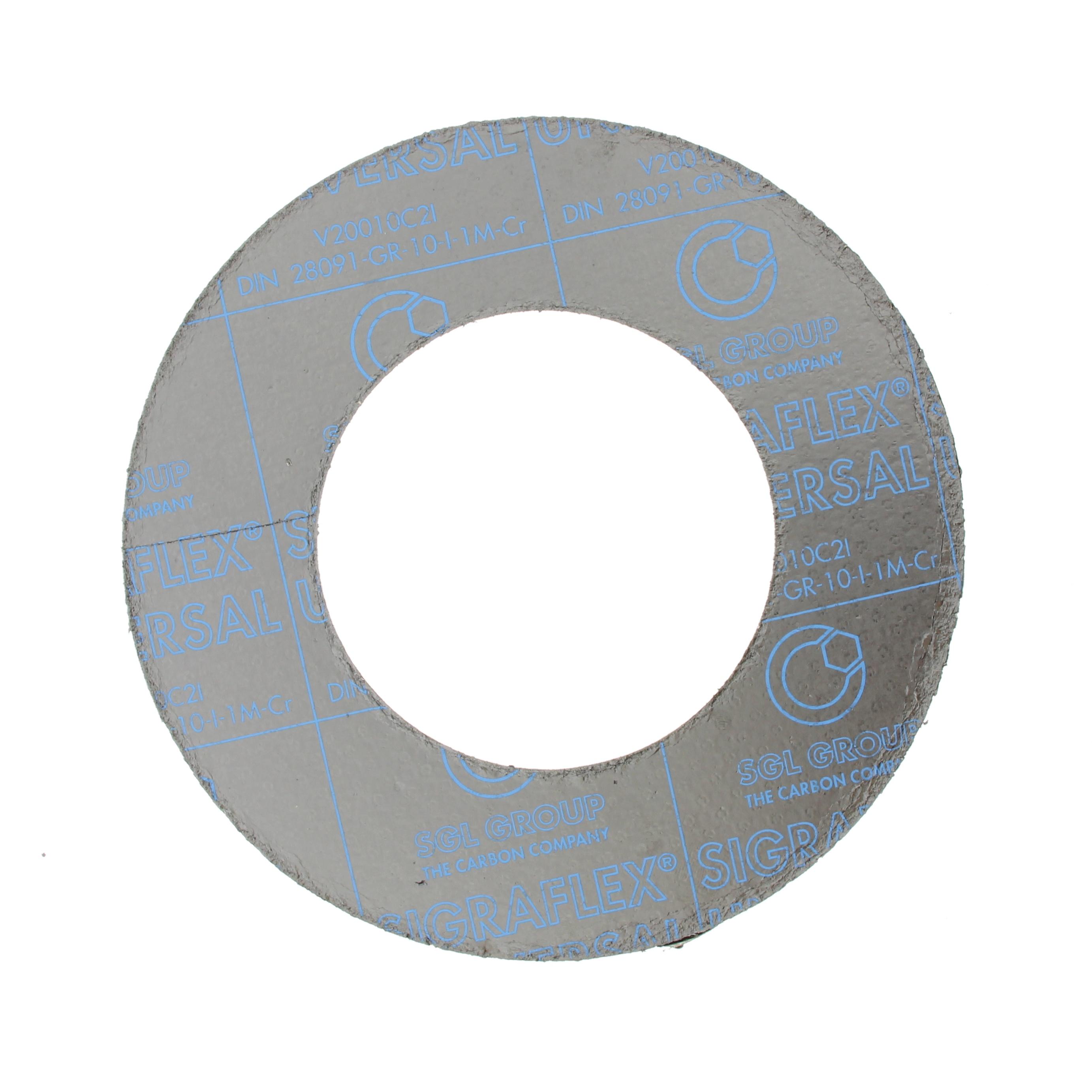 Прокладка графитовая  (90) д/опок СФ 80 мм INDUTHERM 14310022