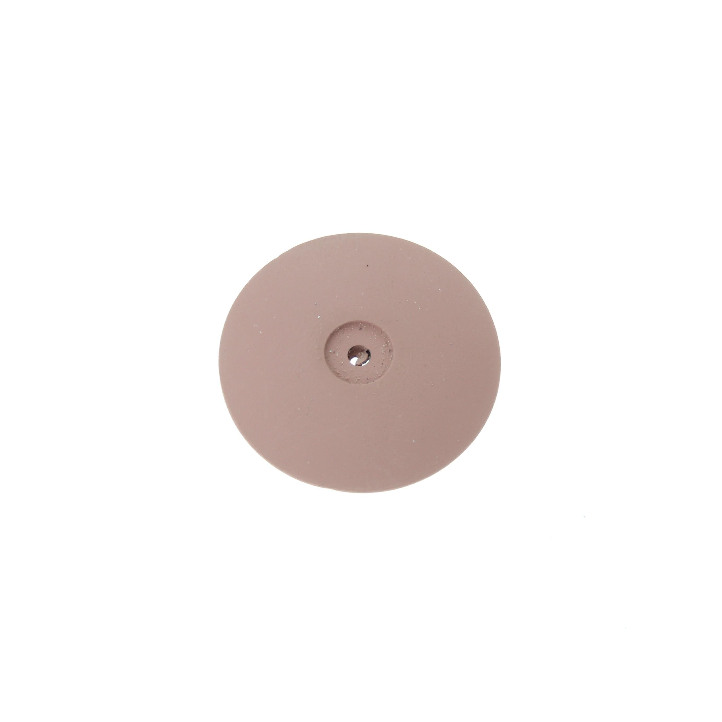 Резинка розовая б/д линза  22*4  Ls22sf