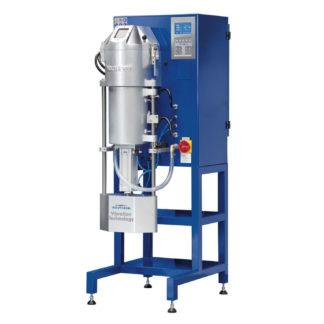 Индукционная вакуумная литьевая автоматическая установка VC-480-V с вибрационной технологией