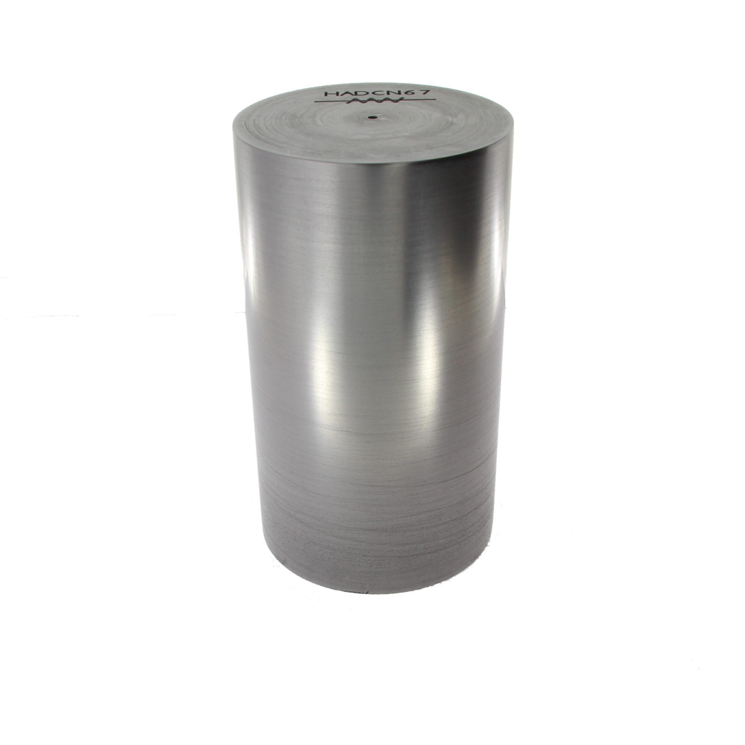 Тигель графитовый  VC400 для гранулятора  INDUTHERM D=68 H=120 d=2 10014020