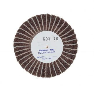 Наборные щетки (грит) 100х10 №600 коричневые