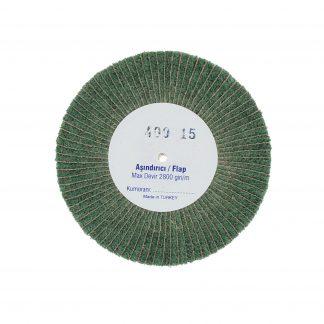 Наборные щетки (грит) 100х15 №400 зеленые