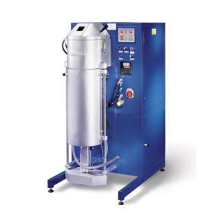 Индукционная литьевая установка VC1000 LCD, 25кВт/400В, 1200С вакуумная с избыточным давлением, емкость тигля 1500 см3, макс. размер опоки D250х500 мм 70115005
