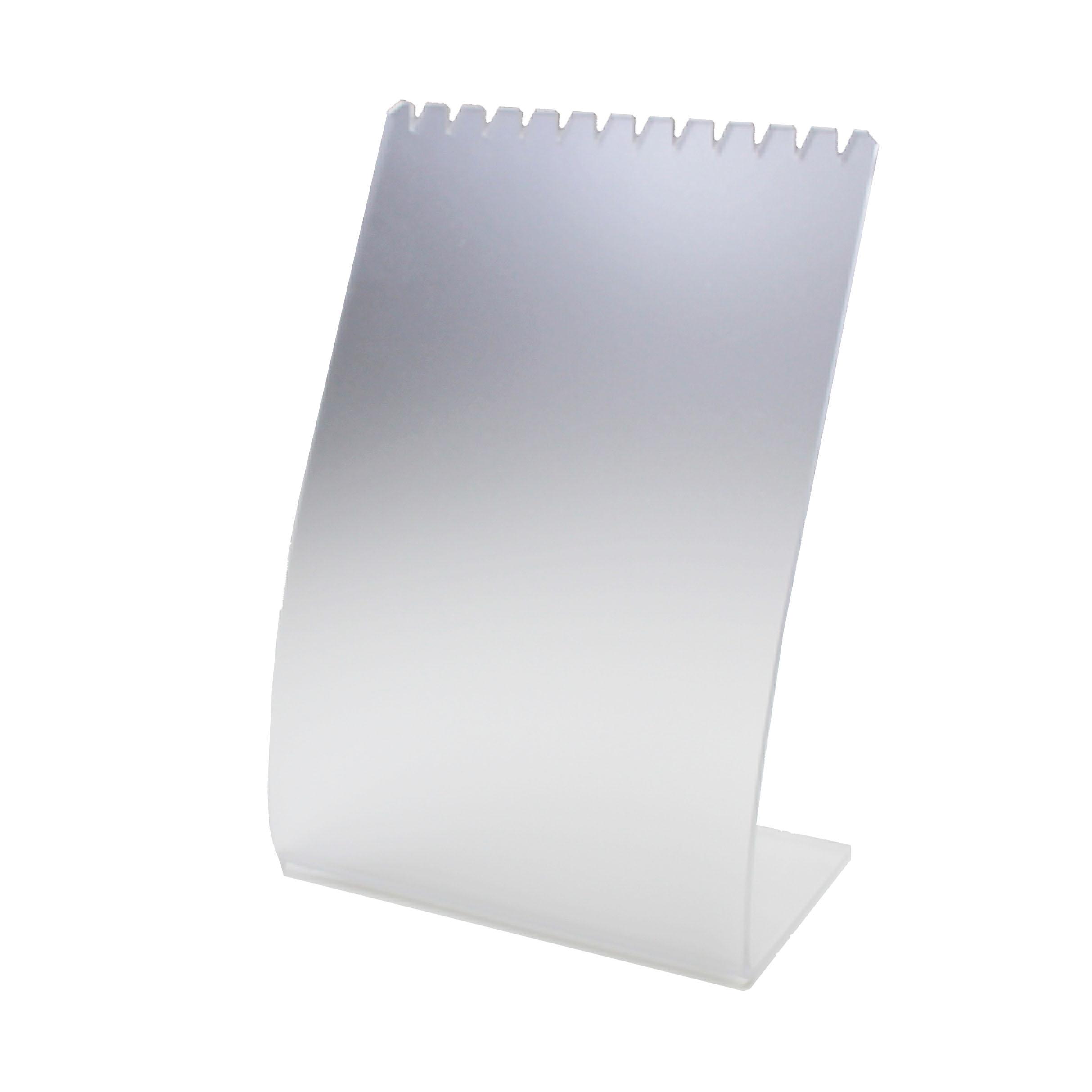 Подставка из пластика под цепи (13х8х18,5) YJ201-3