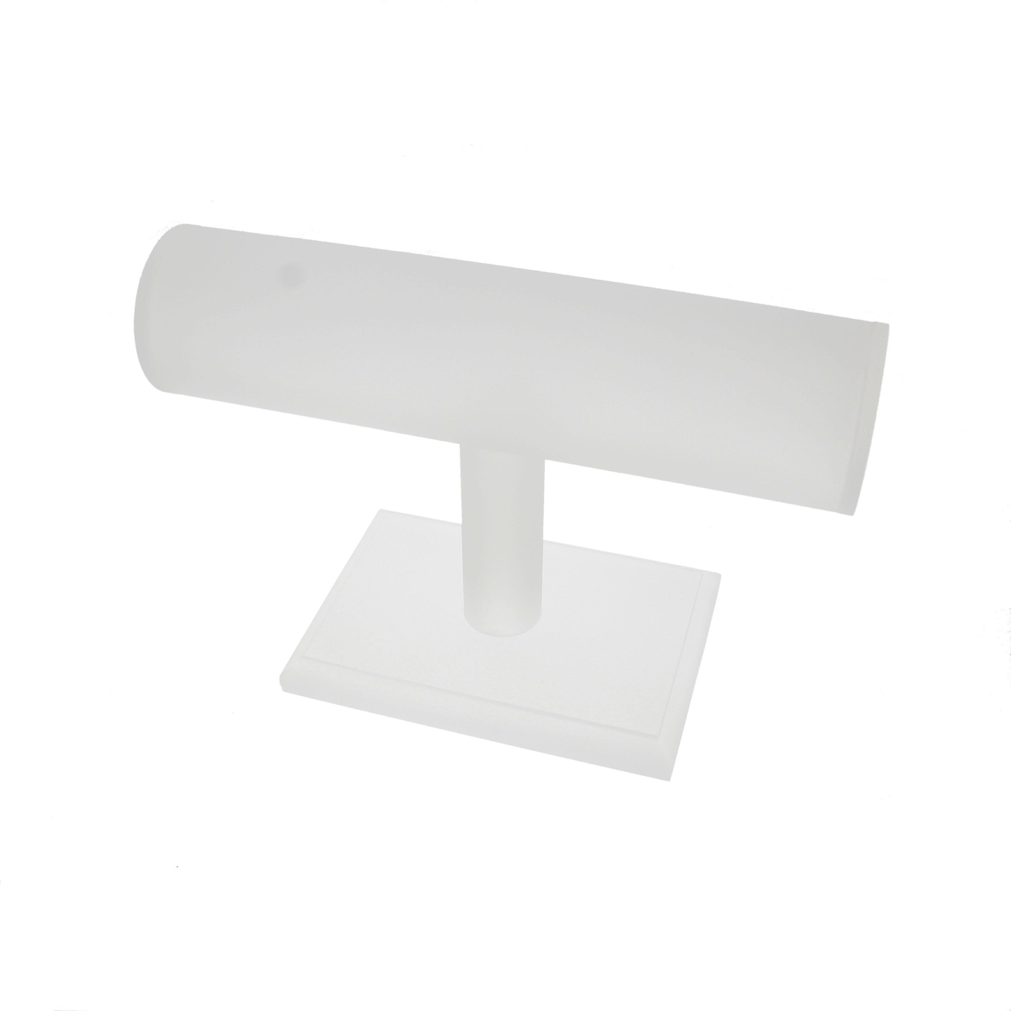 Подставка из пластика под браслет (10х7х10,5) MJ37