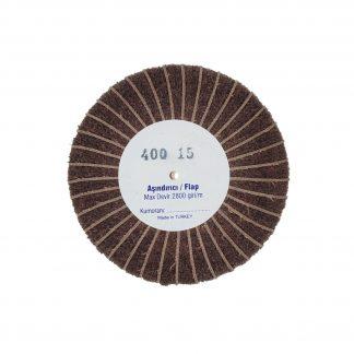 Наборные щетки (грит) 100х15 №400 коричневые