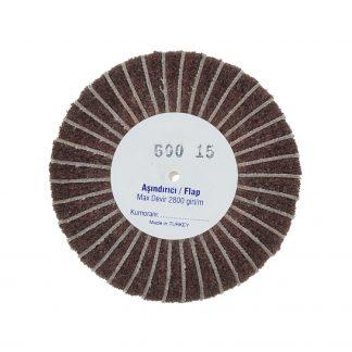 Наборные щетки (грит) 100х15 №600 коричневые