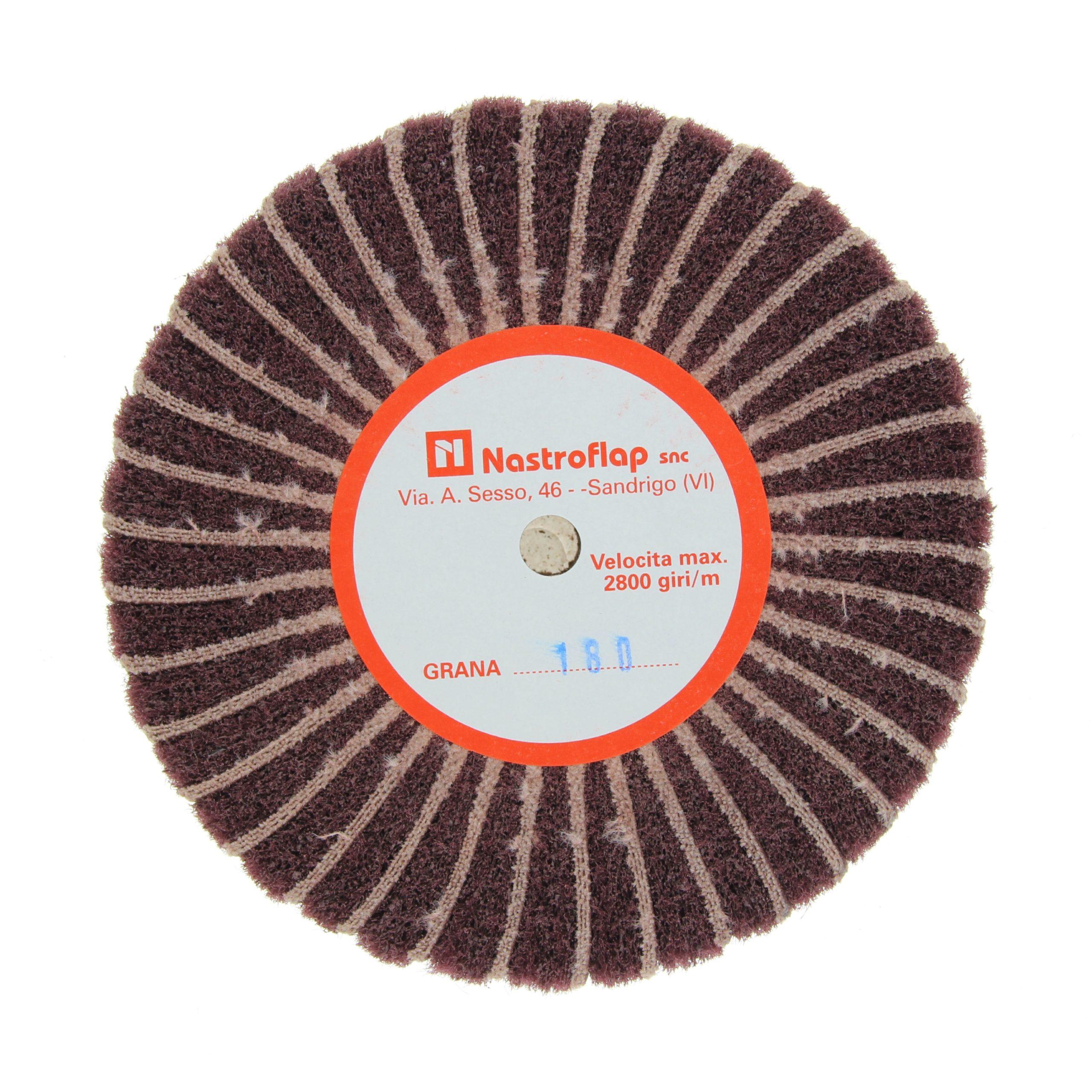 Наборные щетки (грит) 100х30 №180 коричневые
