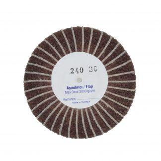 Наборные щетки (грит) 100х30 №240 коричневые