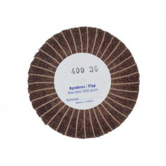 Наборные щетки (грит) 100х30 №400 коричневые