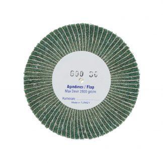 Наборные щетки (грит) 100х30 №600 зеленые