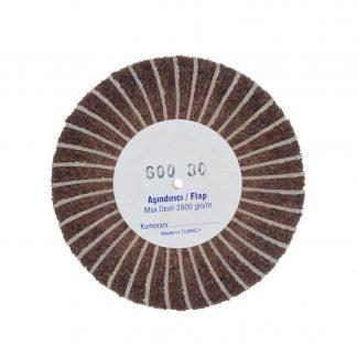 Наборные щетки (грит) 100х30 №600 коричневые