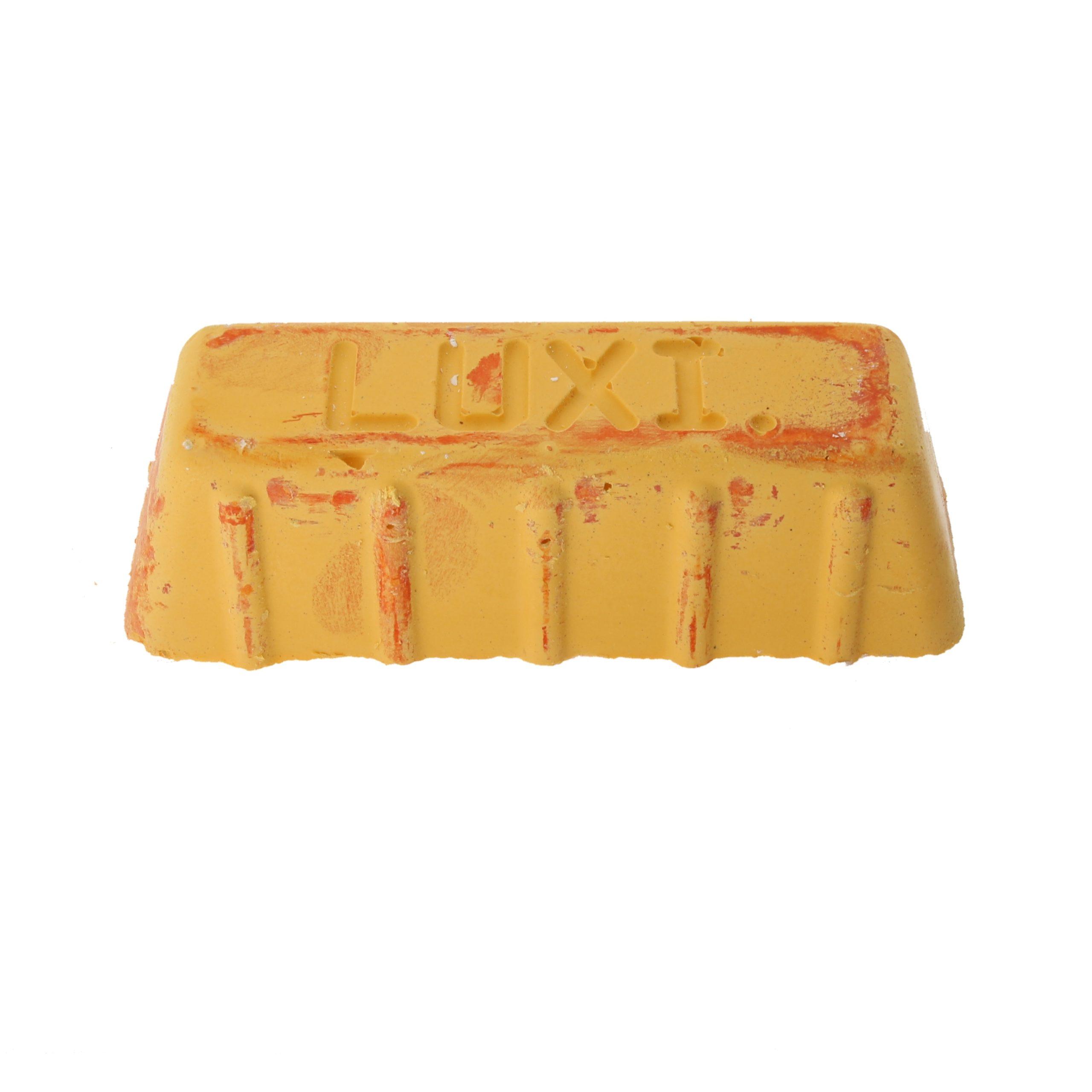 Паста полировальная Luxi оранжевая (245 гр)