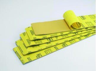 Резина каучуковая желтая CASTALDO GOLD LABEL ( уп.2,27кг, в полосках)