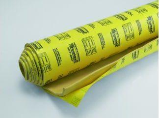 Резина каучуковая желтая CASTALDO GOLD LABEL, (2,27 кг. рулон)