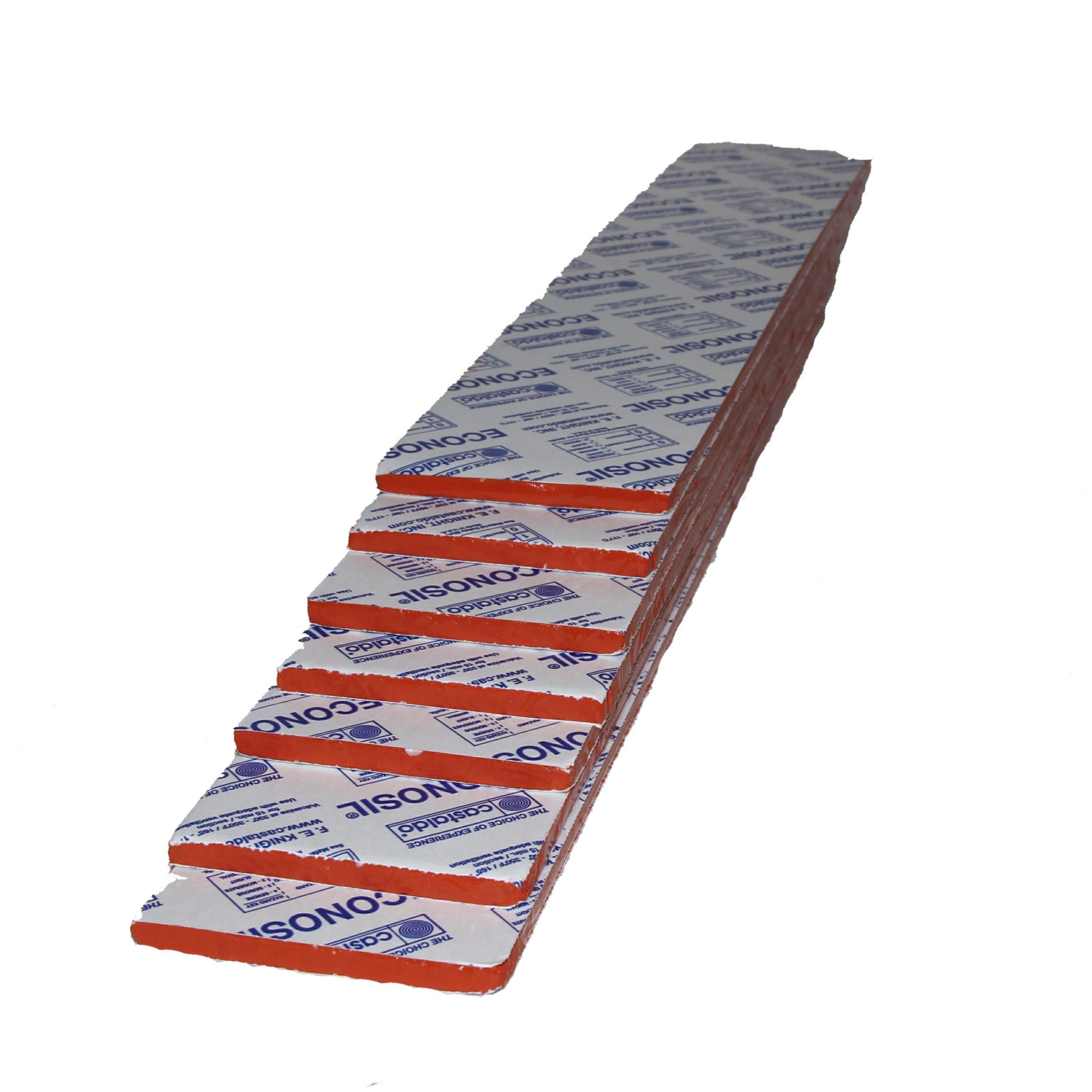 Резина силиконовая CASTALDO ECONOSIL красная (уп 2,27 кг)