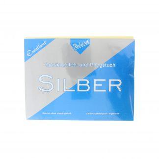 Салфетка для чистки серебра Record 30х25 см
