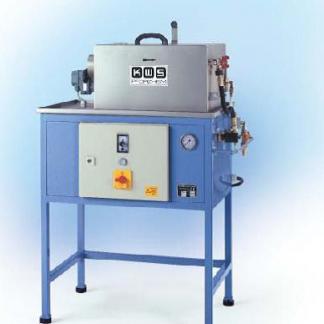 Полуавтоматическая установка для размывки опок модель KG100