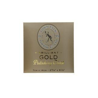 Салфетка TOWN TALK для полировки золота (7х14 см)