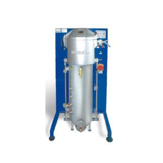 Индукционная  вакуумная литьевая установка GU-1000D,25кВт/1200