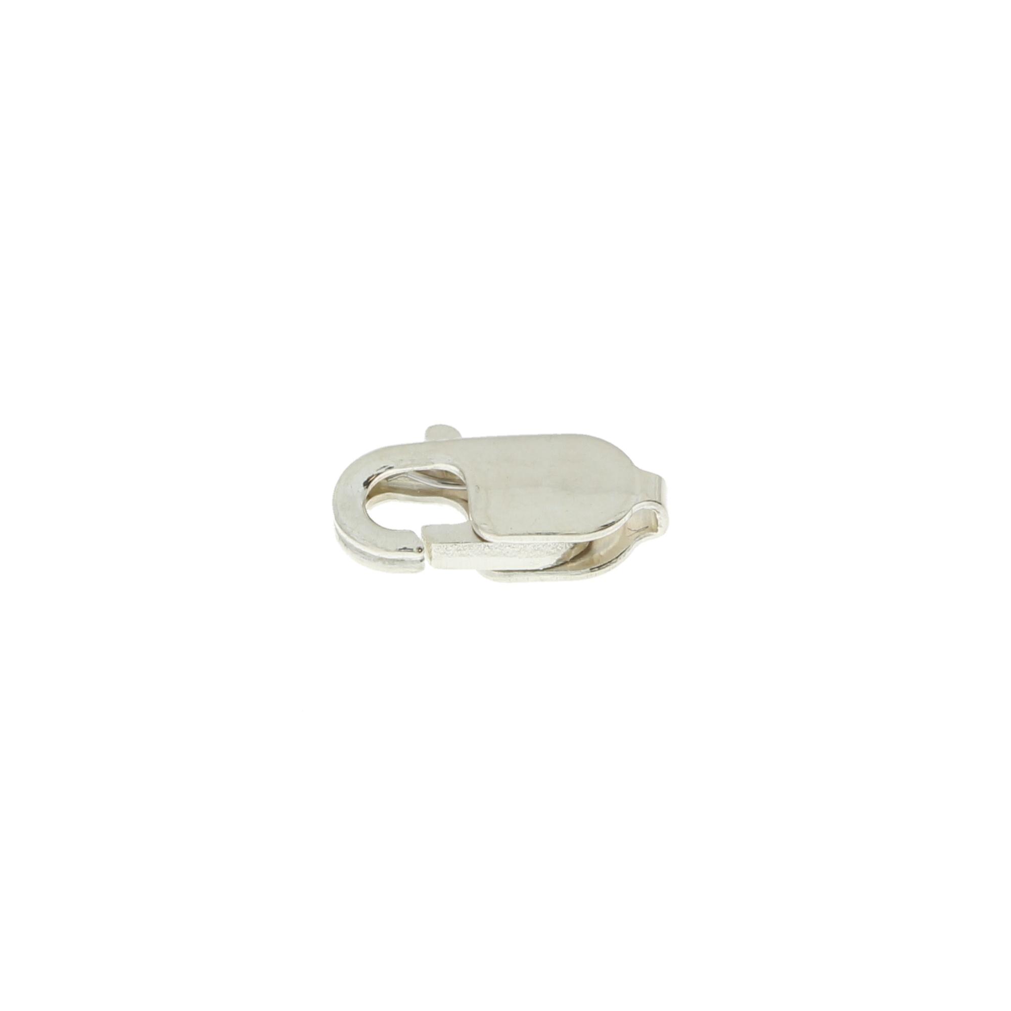Зажим крабовый,серебро 925 CH0