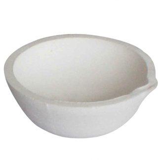 Тигель толстостенный керамич. № 1а 50х20мм
