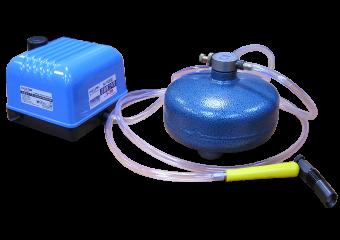 Комплект для бензиновой пайки с малой горелкой