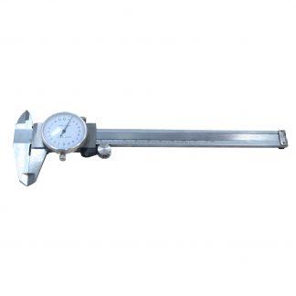 Штангенциркуль с круглой шкалой 150х0,02 мм