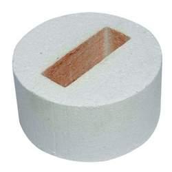 Теплоизоляция прямоугольной фильеры D=98 H=50, под фильеру 66х21мм, СС400