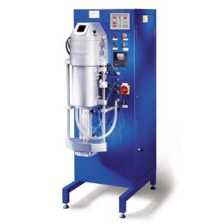 Индукционная вакуумная литьевая установка VC-500 LCD 2.5 кГц, 10кВт/400В