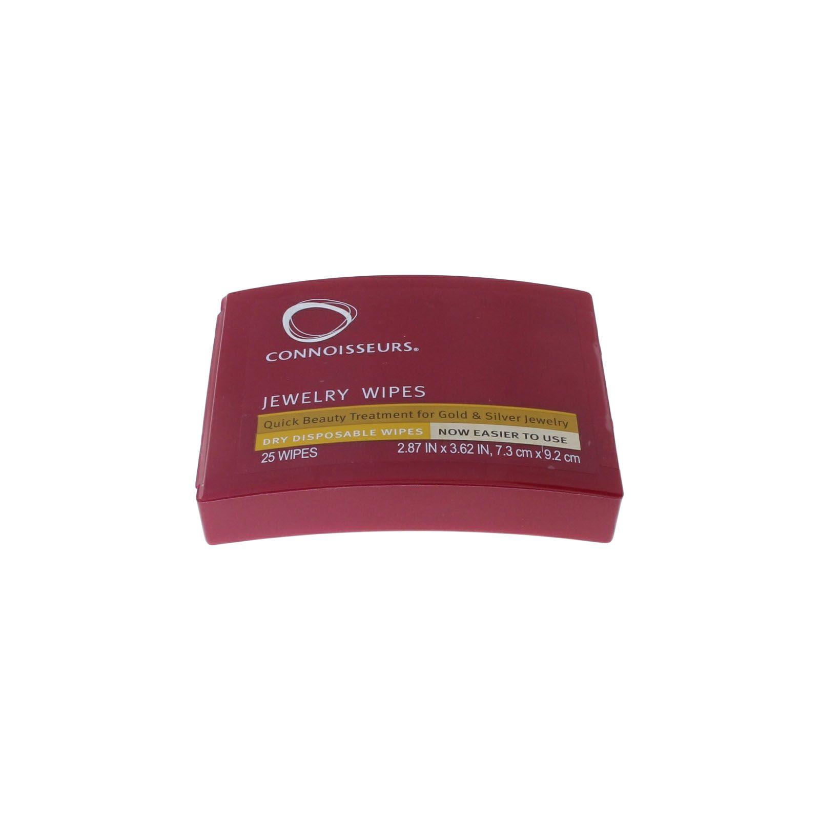 Салфетка Connoisseurs  для ухода за изделиями одноразовые (25 шт)